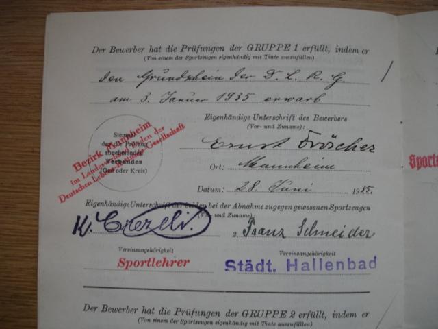 livret deutsches reichs sportabzeichen Dsc09107