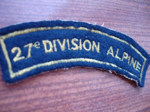 insigne de bras à identifier Dsc09121