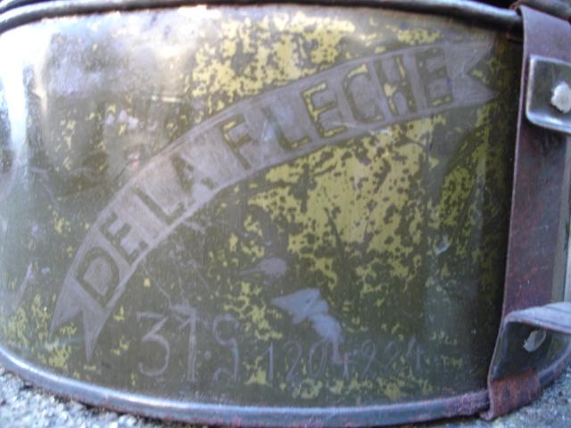 boite d'un prisonnier dans un camp américain Dsc09933