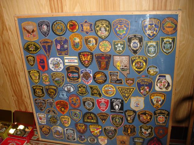 gros lot insignes police us et divers Dsc09943