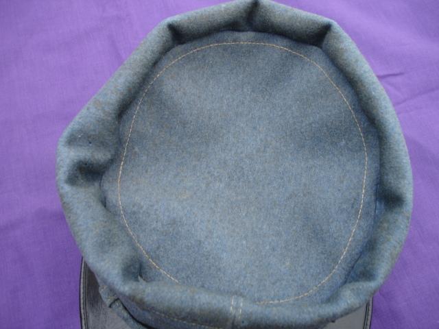 képi bleu horizon à identifier Dsc09965