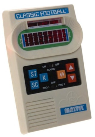 Favorite toy as a kid? Footba10