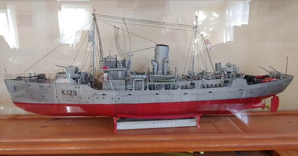 Sharing My Father's Hobby Hmcs_a10