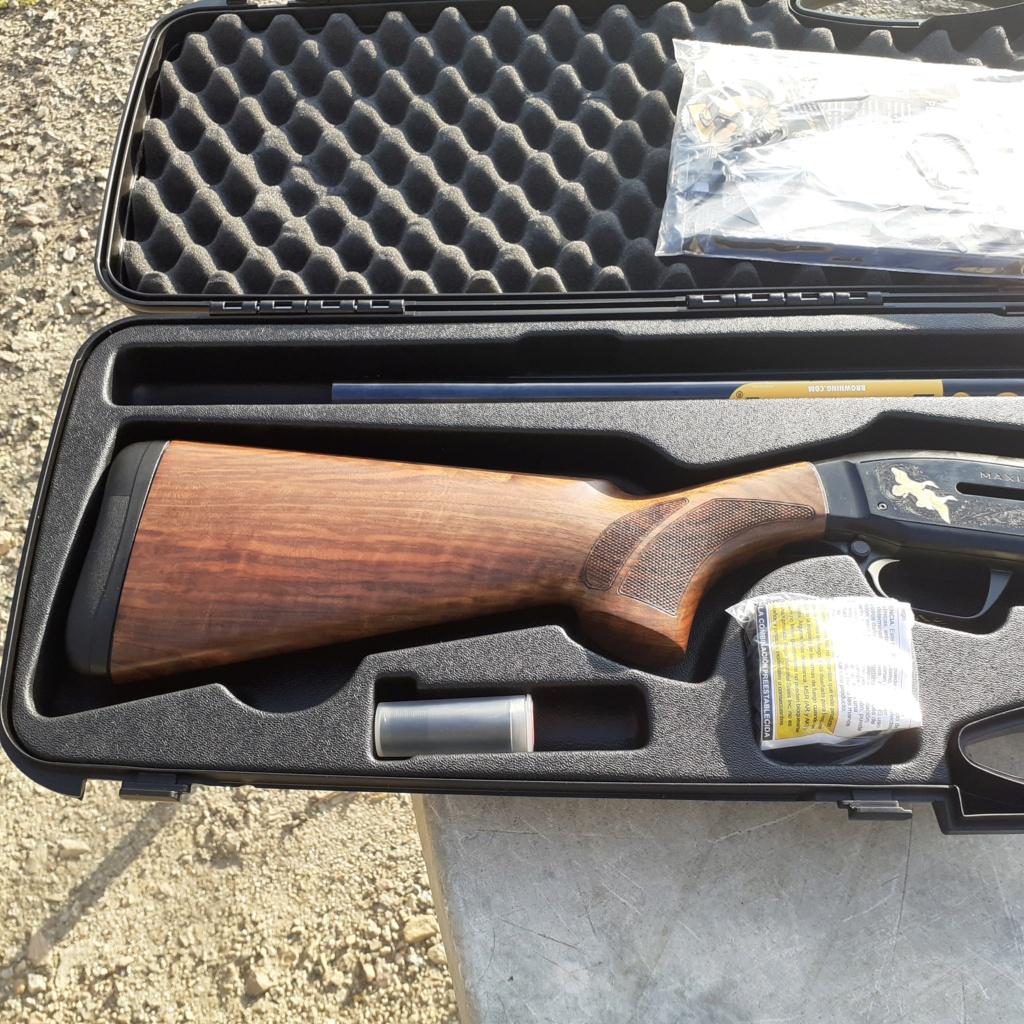 Browning Maxus Black Gold 20210315
