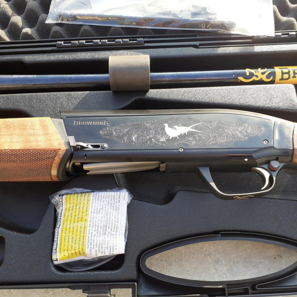 Browning Maxus Black Gold 20210316