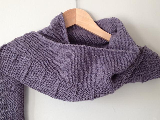 Écharpe tricotee 3fe43710
