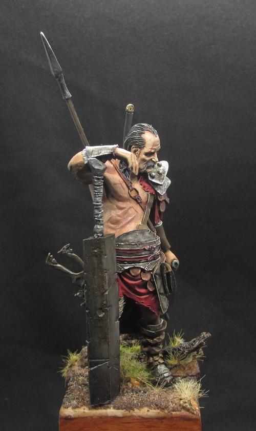 Last mercenary 116