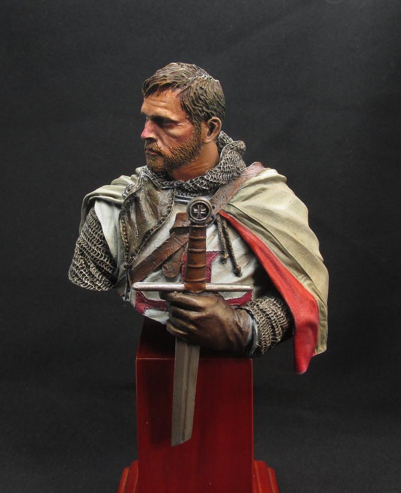 Buste Templier 125