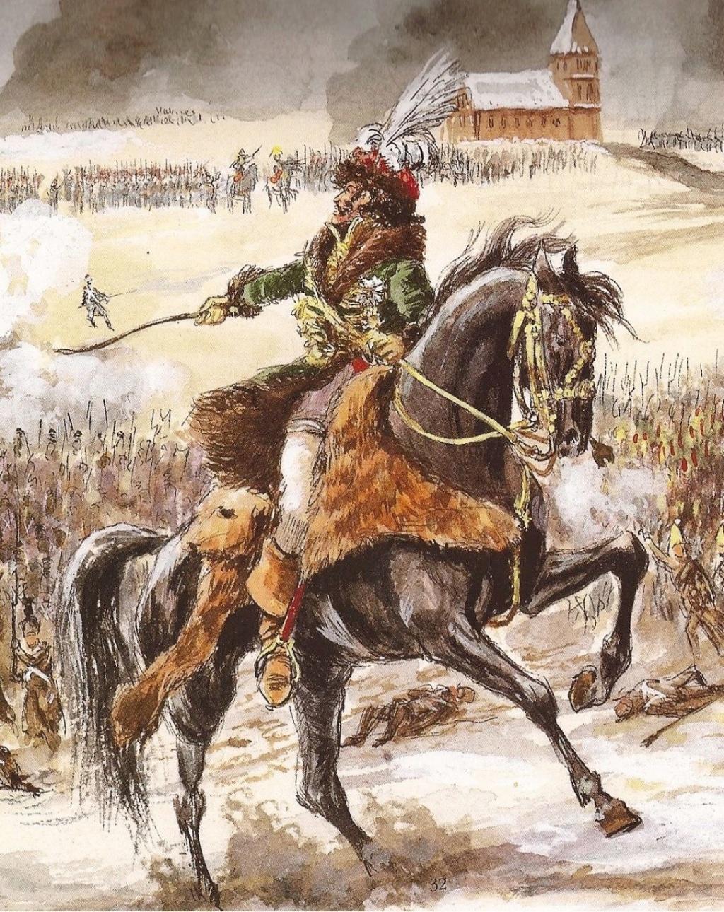 Eylau, dimanche 8 février 1807 6e512410