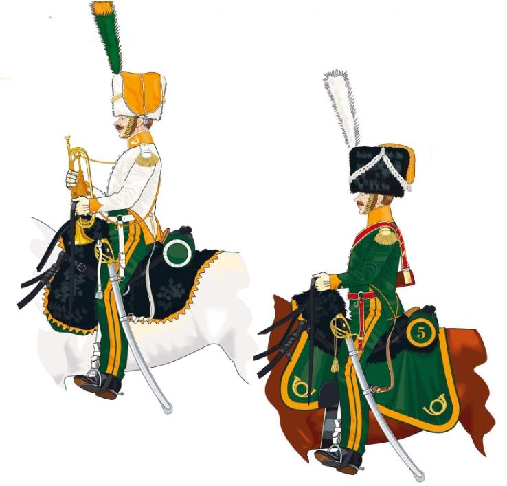 Hussard du 6ème régiment Gqdfg10