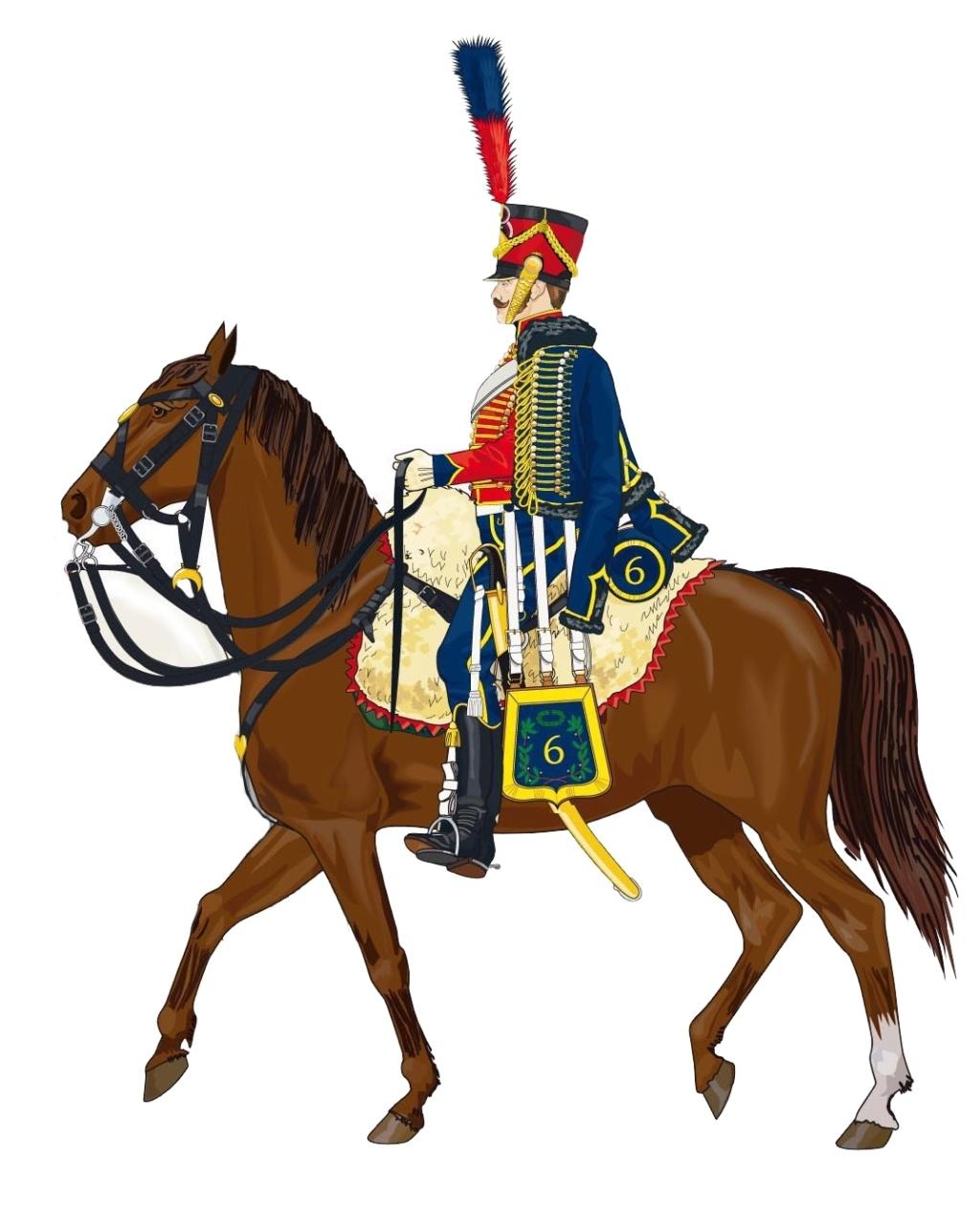Hussard du 6ème régiment Hussar11