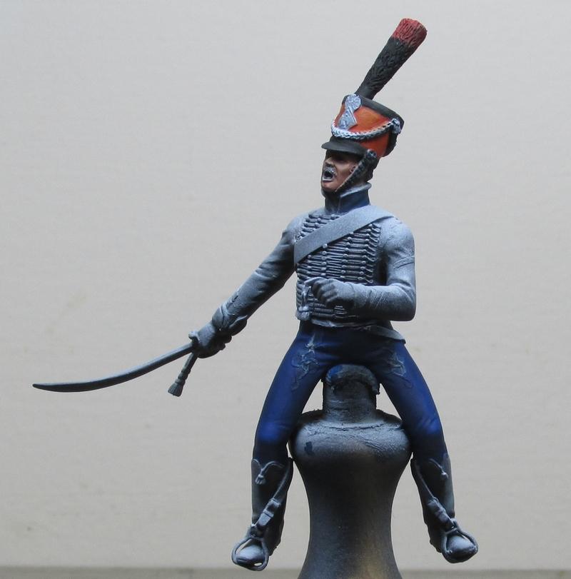 Hussard du 6ème régiment Hussar12