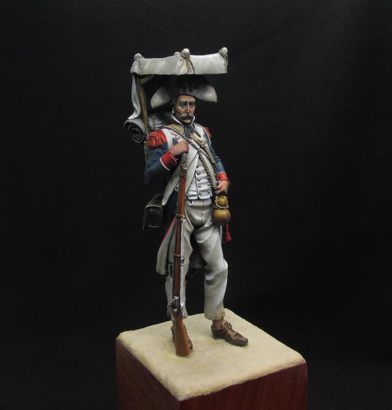 Grenadier en Égypte 1798 Img_2012