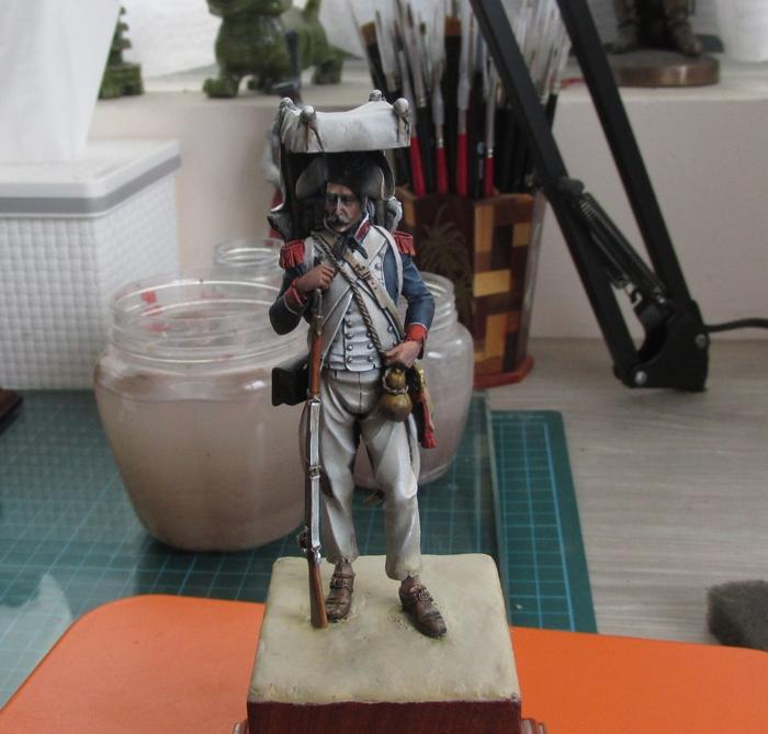 Grenadier en Égypte 1798 Img_2018