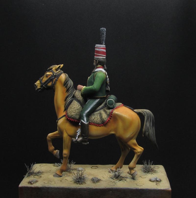 Officier Chasseur en Égypte - Tenue bariolée... Img_2222
