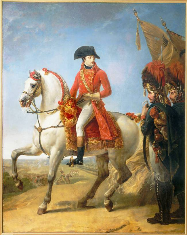 Eylau, dimanche 8 février 1807 Portra10