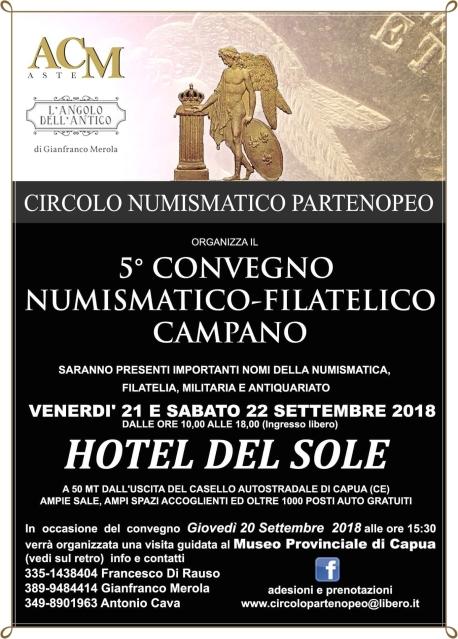 5° Convegno Numismatico-Filatelico Campano 1imwpc11