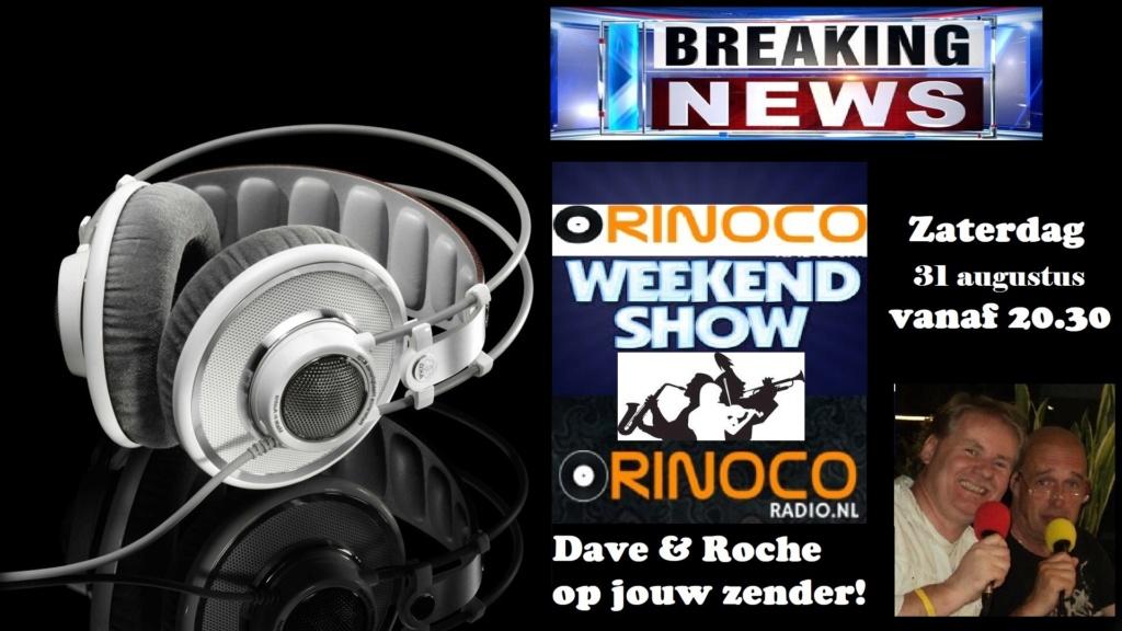 Zat. 31-08: Orinoco Weekendshow met D & R Dave__14