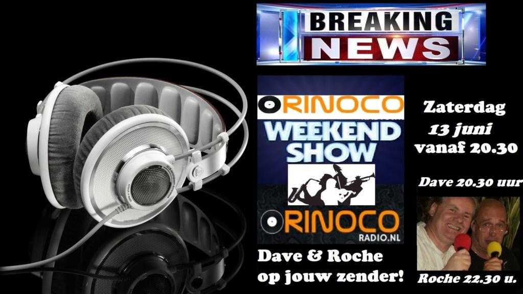 Za. 13-06: Orinoco Weekendshow Dave__15