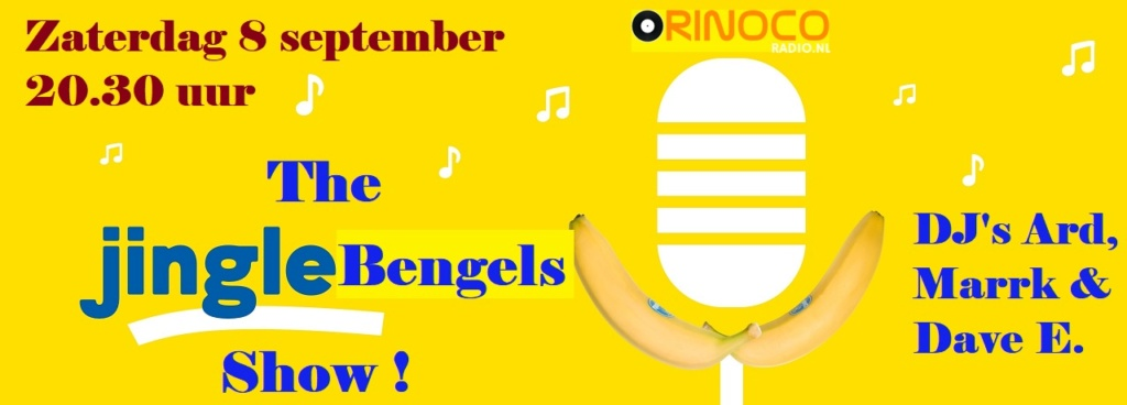 Za. 8 sept.: De Jingle Bengels Show Jingle10