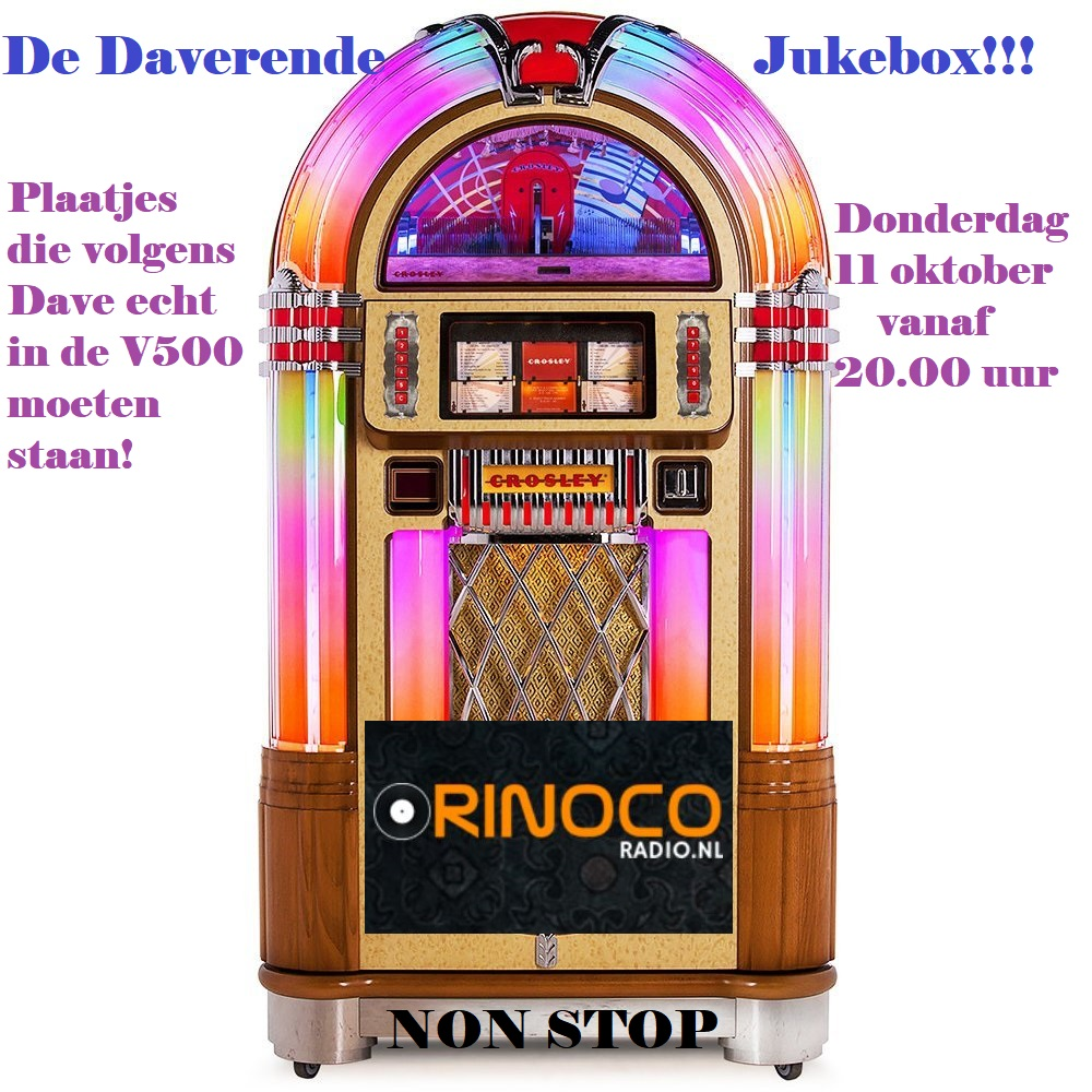 Do. 11-10: De Daverende Jukebox Jukebo10