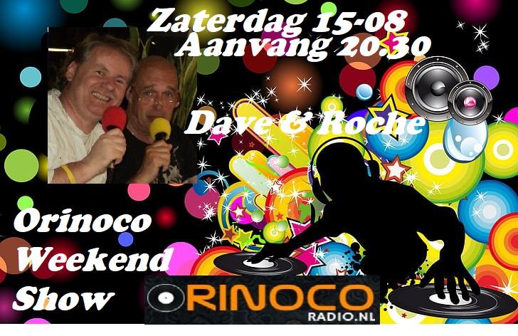Zat. 15-08: Orinoco Weekend Show met....... Music_10