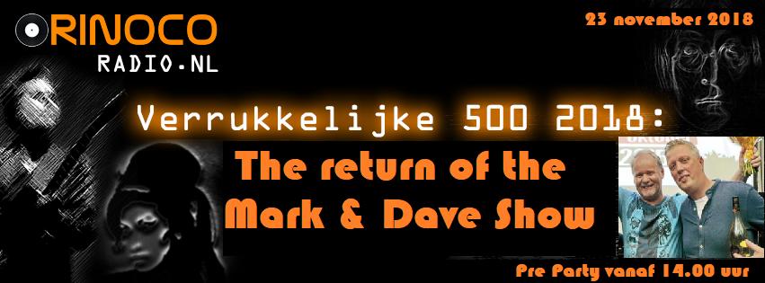 Verrukkelijke 500 2018: BACK TO BASIC Return10