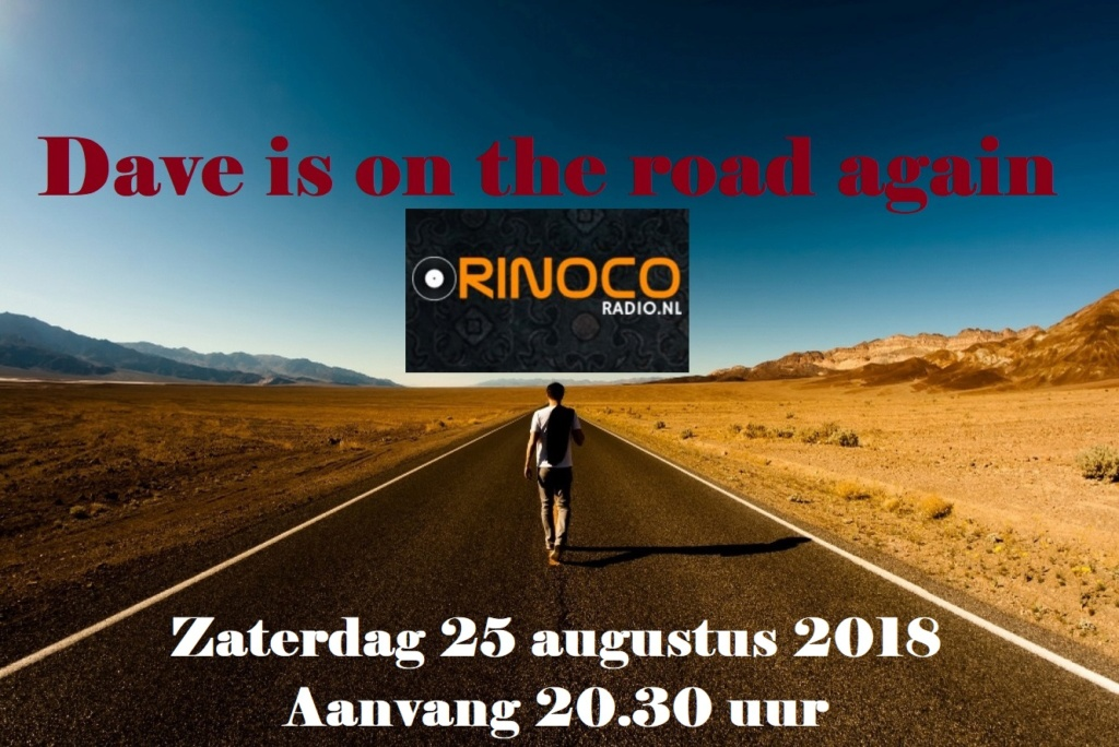 Zat. 25 aug.: Dave is on the road again Road_210