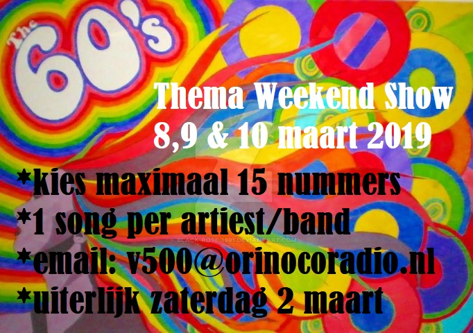 Sixties Thema Weekend 8, 9 & 10 maart 2019 - Pagina 4 Sixtie11