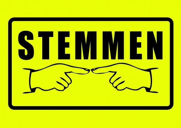 Steunfonds 12: 17 t/m 23 maart 2019 Stemme12