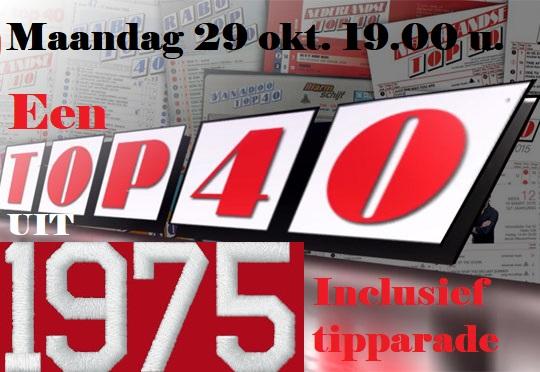 Ma. 29 okt. Top 40 Jukebox al vanaf 19.00 uur Top_4012