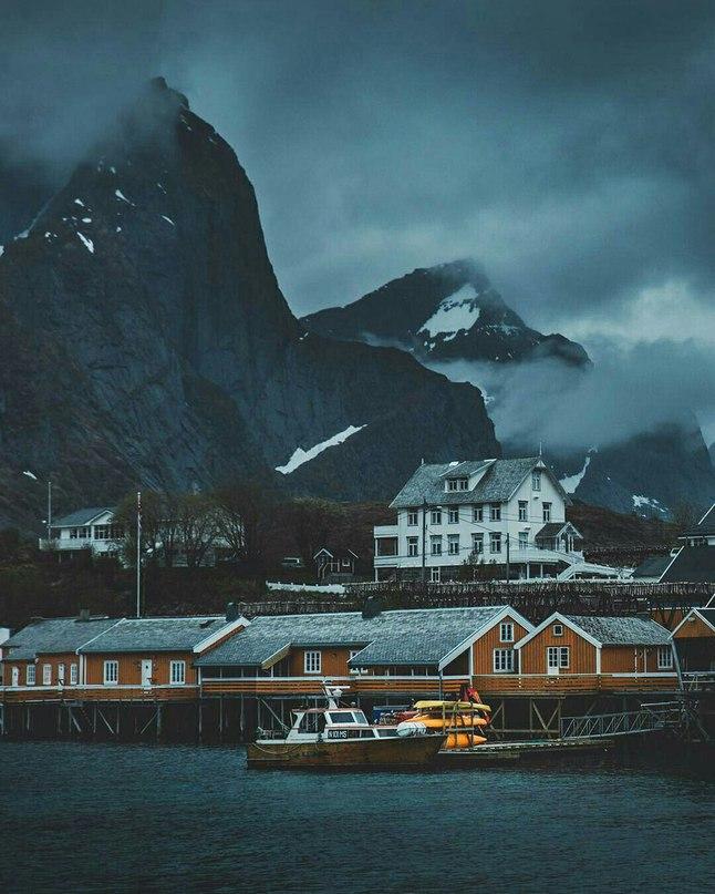 Роскошные пейзажи Норвегии - Страница 2 -gmj4c10