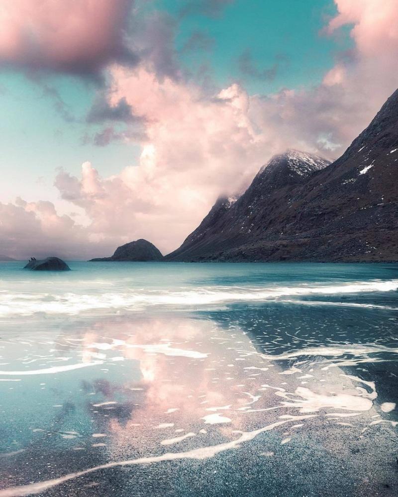 Роскошные пейзажи Норвегии - Страница 39 -kywhz10