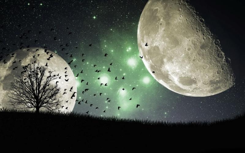 Звёздное небо и космос в картинках - Страница 20 -wglcq10