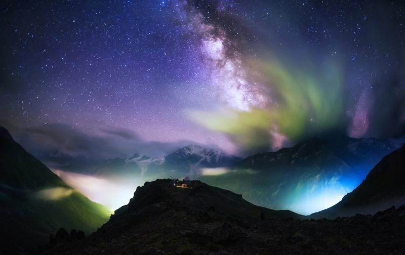 Звёздное небо и космос в картинках - Страница 26 09kunf10