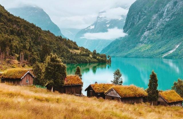 Роскошные пейзажи Норвегии - Страница 24 0dhdlz10