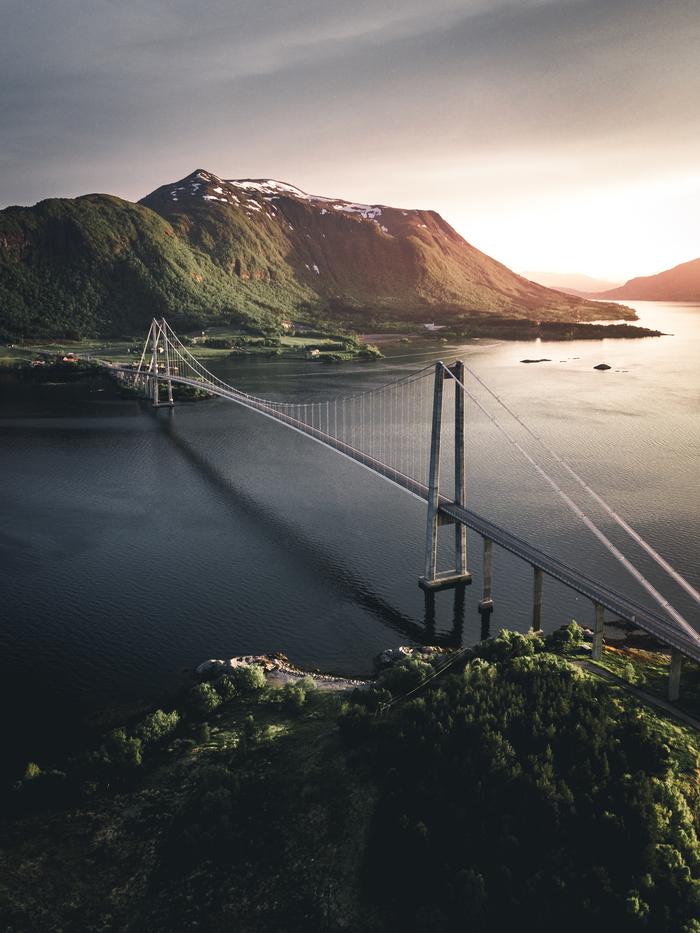 Роскошные пейзажи Норвегии - Страница 23 15367612