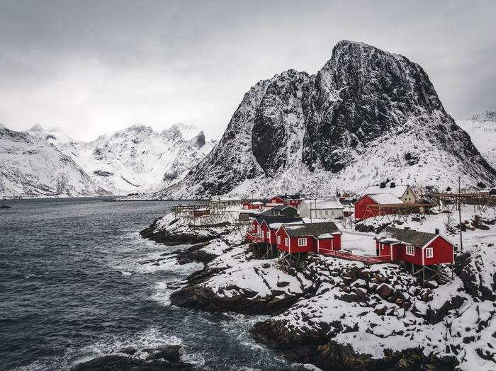 Роскошные пейзажи Норвегии - Страница 25 15382310