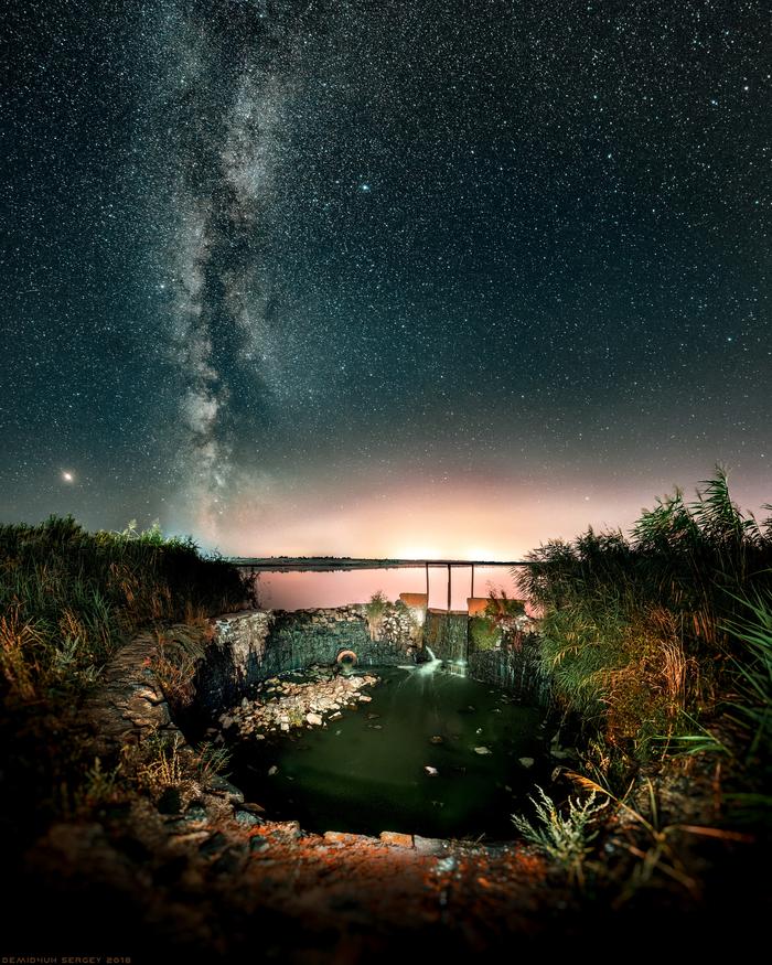 Звёздное небо и космос в картинках - Страница 31 15394610