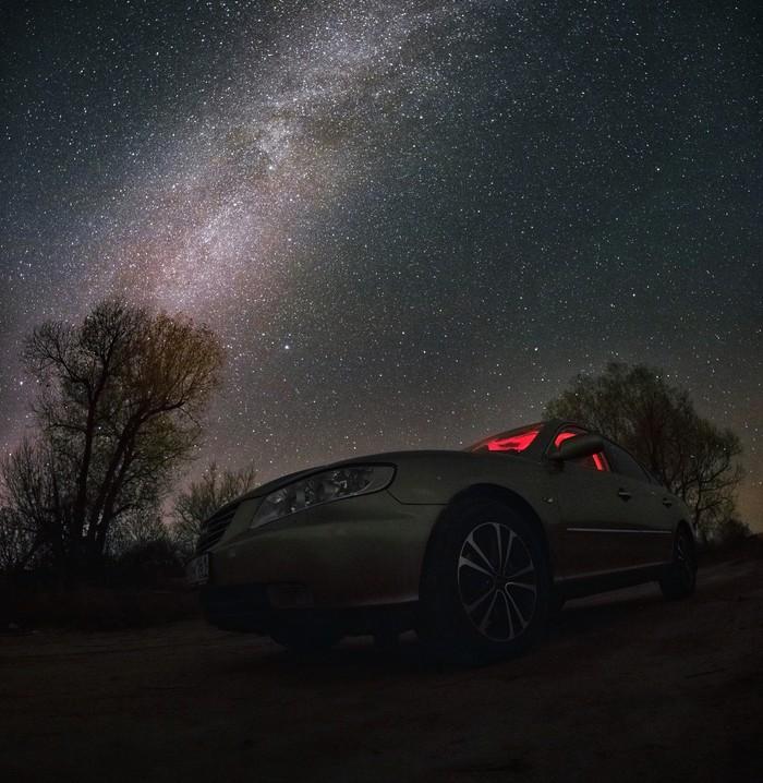 Звёздное небо и космос в картинках - Страница 37 15428210