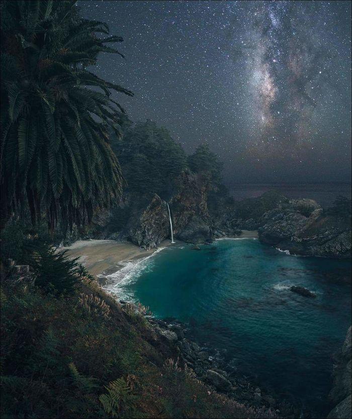 Звёздное небо и космос в картинках 15452311