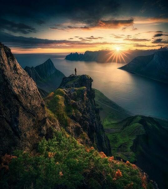 Роскошные пейзажи Норвегии - Страница 40 15484810
