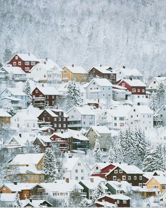 Роскошные пейзажи Норвегии - Страница 2 15497710