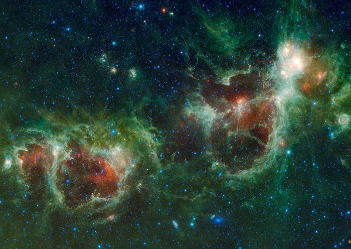 Звёздное небо и космос в картинках - Страница 10 15501410