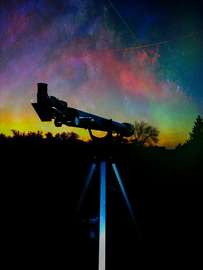 Звёздное небо и космос в картинках - Страница 10 15503310
