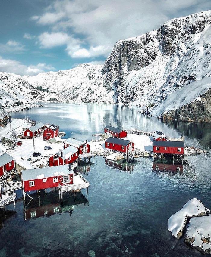 Роскошные пейзажи Норвегии - Страница 3 15507610