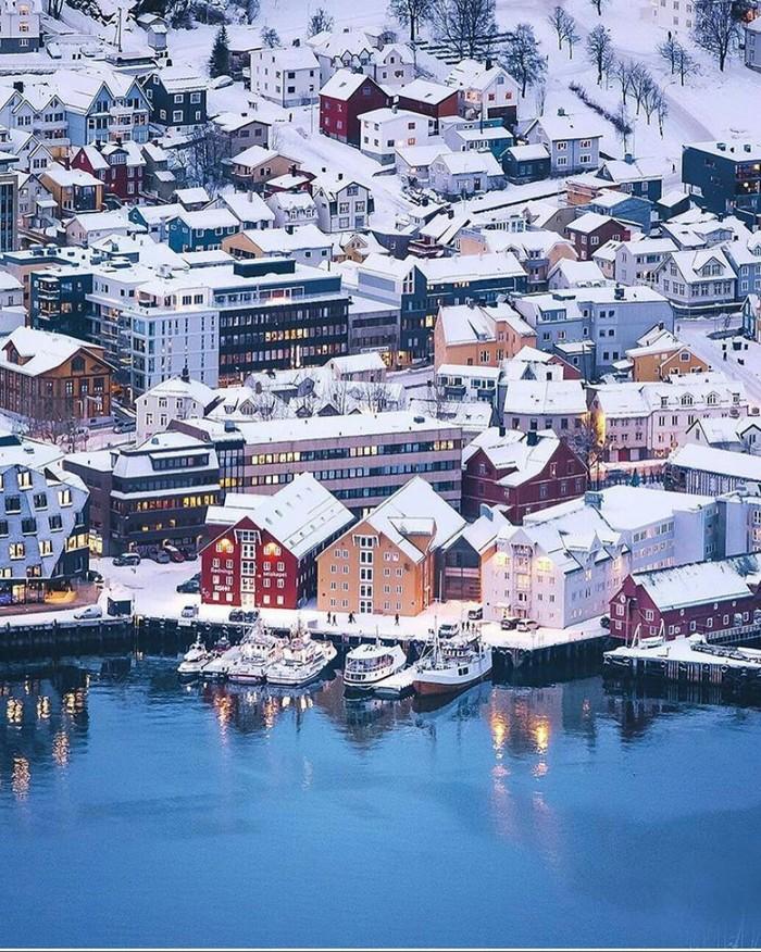 Роскошные пейзажи Норвегии - Страница 4 15518010