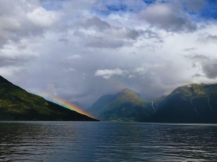 Роскошные пейзажи Норвегии - Страница 6 15539410