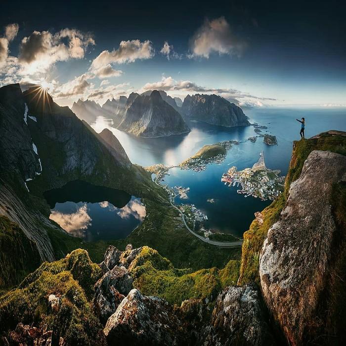 Роскошные пейзажи Норвегии - Страница 7 15545610