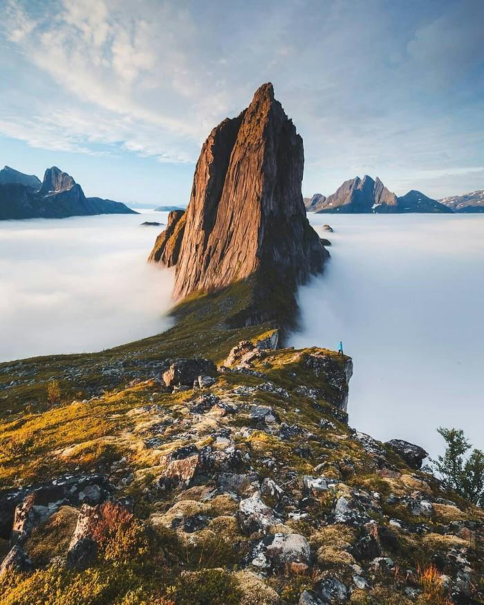 Роскошные пейзажи Норвегии - Страница 7 15545611